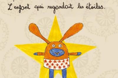 L'enfant qui regardait les étoiles. à Montpellier