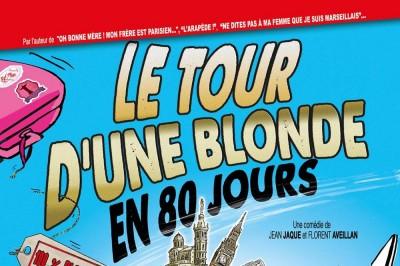 Le tour d'une blonde en 80 jours à Perpignan