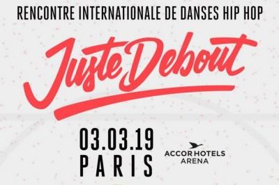 Juste Debout à Paris 12ème