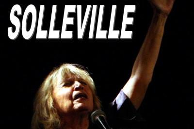 Francesca Solleville à Lablachere