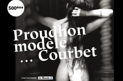 Proudhon modèle Courbet à Besancon