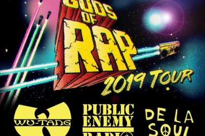 Gods of Rap 2019 Tour à Paris 12ème