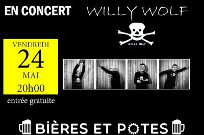 Concert Rock des Willy Wolf à la Chapelle Basse Mer à La Chapelle Basse Mer