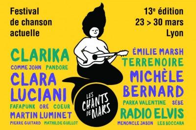 Festival Les Chants de Mars 13ème édition 2019