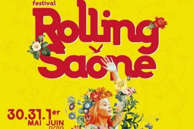 Festival Rolling Saone 2019