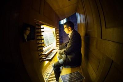 L'orgue français du XXème siècle à Rocamadour