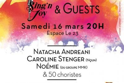 Concert Sing'n Joy & Guests à Strasbourg