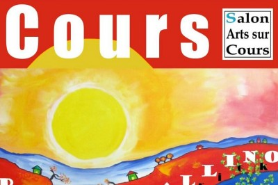 SALON d'ARTS sur COURS à Cours la Ville