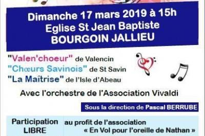 Concert caritatif pour l'association