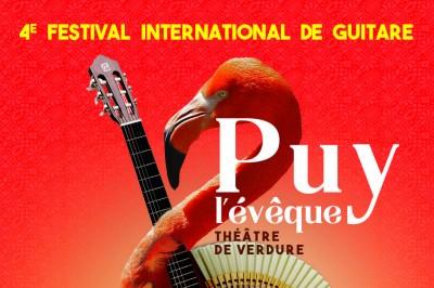 Festival International de guitare de Puy-l'Évêque 2019