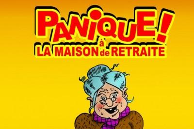 Panique A La Maison De Retraite à Rouen