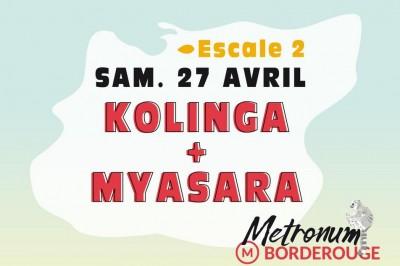 Kolinga et Myasara // Les rencontres Toucouleurs #20 à Toulouse