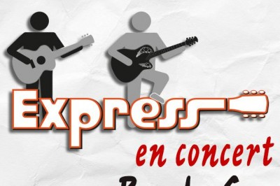Express en concert au Gueux à Ardres