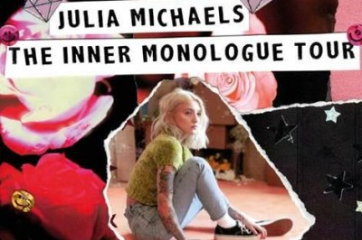 Julia Michaels - Inner Monologue Tour à Paris 18ème