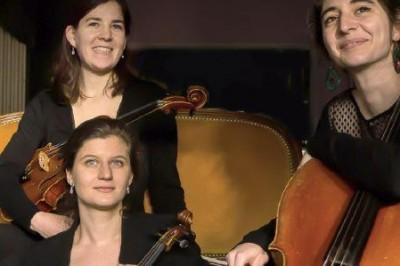 Quatuor Akilone à Amilly