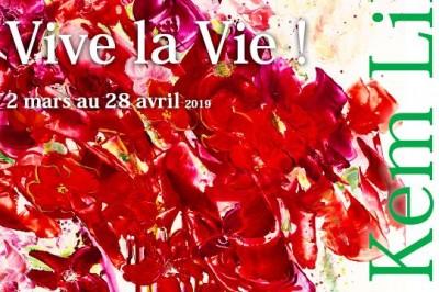 Exposition Vive la Vie ! à Sainte Vertu
