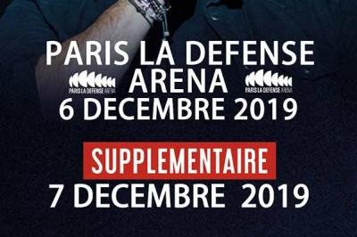 Patrick Bruel Tour 2019 à Nanterre