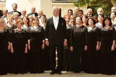 Chorale arménienne de Marseille Sahak Mesrop à Simorre