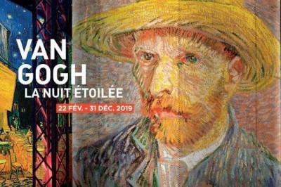 Van Gogh, La Nuit Étoilée / Japon Rêvé À Paris Au 31 Décembre 2019 à Paris 7ème