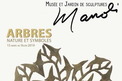 Exposition «ARBRES Nature et Symboles» à La Richardais