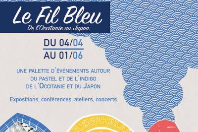 Le Fil Bleu, de L'Occitanie au Japon à Toulouse