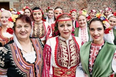 Le Mystère des Voix Bulgares à Arles