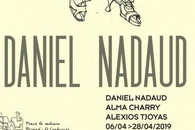 Capsule radieuse : Alma Charry, Daniel Nadaud et Alexios Tjoyas à Piace