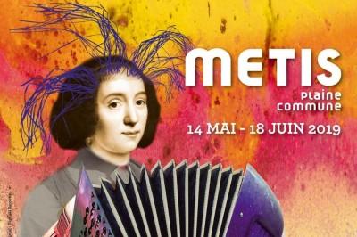 Festival Métis 2019 - Le Pari des Bretelles à Pierrefitte sur Seine