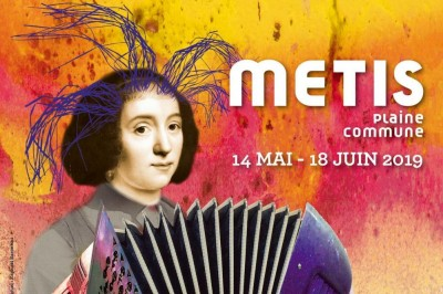 Festival Métis 2019 - Lucienne Renaudin Vary & Félicien Brut à Villetaneuse