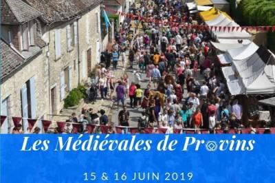 Les Medievales De Provins 2019