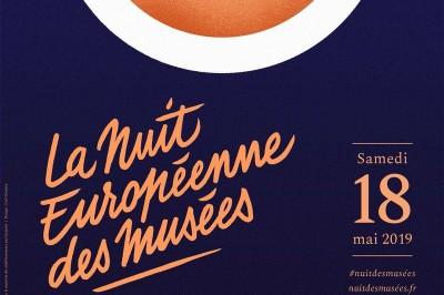 Nuit des musées à Aubiere 2019