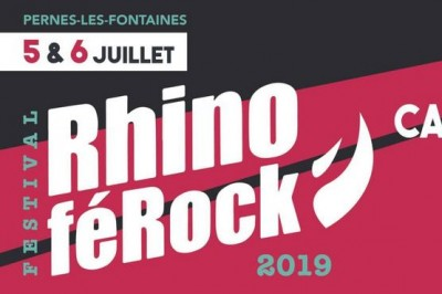 Rhinoférock Festival 2019