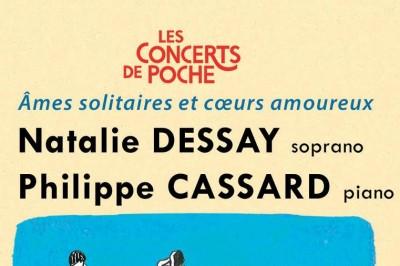 Concert De Poche - Natalie Dessay, Philippe Cassard à Joinville