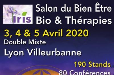Iris, Salon du Bien-être, Bio & Thérapies Lyon à Villeurbanne