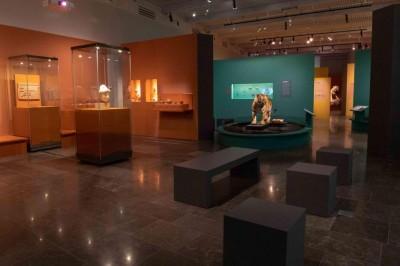 Expo-événement - Des lions et des Hommes. Mythes félins : 400 siècles de fascination à Vallon Pont d'Arc