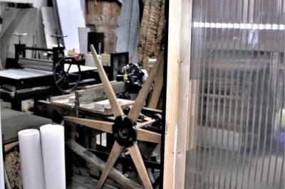 Portes Ouvertes de l'atelier de Bertrand Menguy à Saint Martin des Champs