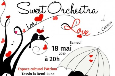 Sweet Orchestra in Love à Tassin la Demi Lune