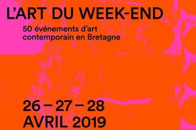 Visite commentée par Edouard Le Boulc'h de l'exposition