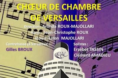 Le Choeur de Chambre de Versailles