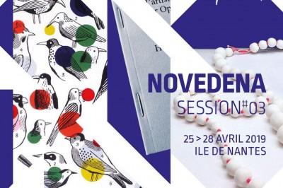 Novedena session #03 à Nantes