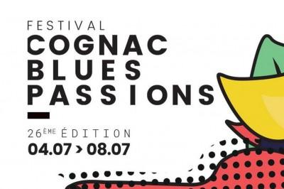 Festival Cognac Blues Passions 2019