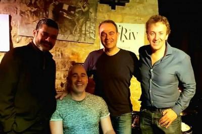 Fabio Deldongo Quartet à Boulogne Billancourt
