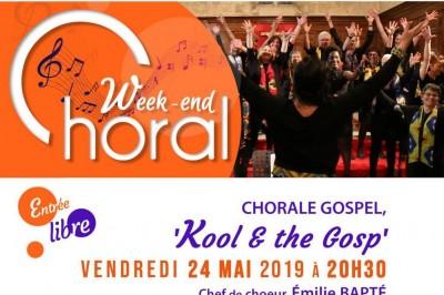 Week-end Choral à Saint Georges d'Orques