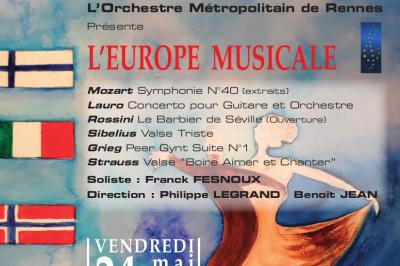L'Europe Musicale à Pace