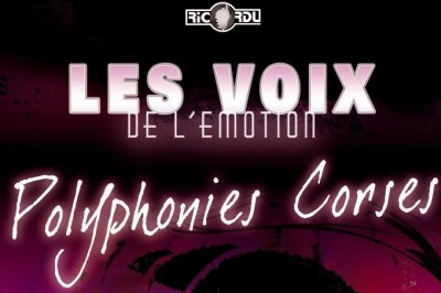 Concert polyphonique Corse à Serra Di Ferro