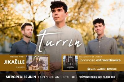 Release party TURRIN et Jikaëlle à Paris 19ème