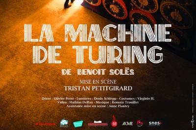 La Machine De Turing à Angers
