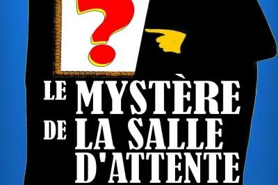 Le Mystère De La Salle D'attente D'elno Douaran à Nimes