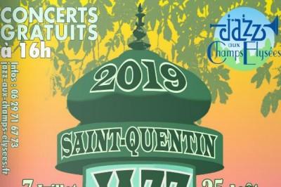 Jazz Aux Champs Elysées 2019