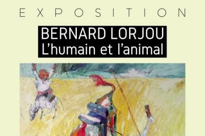 Bernard Lorjou. L'humain et l'animal à Abbeville